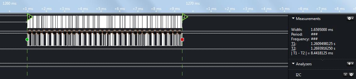 单片机EEPROM的页写入