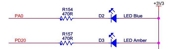 SAM4E单片机之旅——3、LED闪烁之定时器中断