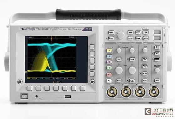 TDS2000C泰克示波器的介绍