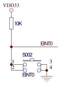 [ARM应用]按键中断驱动实例