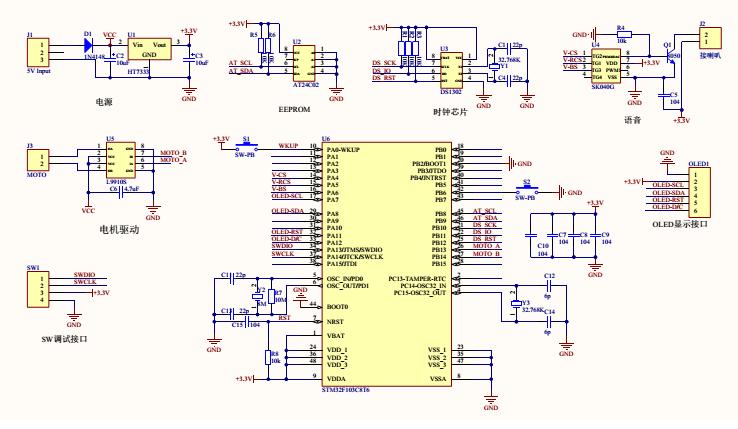STM32F103VCT6低功耗测试(待机模式)
