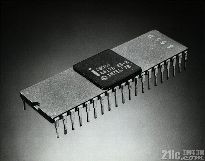Intel 8086处理器传奇回顾:从研发到上市仅用18个月