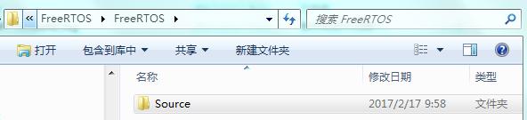 stm32f105vc移植FreeRTOS小型操作系统