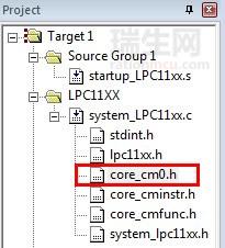 LPC1114如何在程序中软件复位