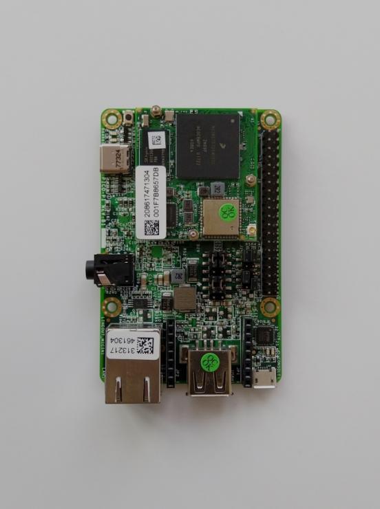 NXP i.MX7D与AndroidThings系列之二:NXP i.MX7D硬件及准备