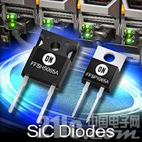 低功耗SiC二极管实现最高功率密度