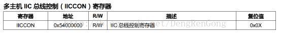 S3C2440硬件IIC详解