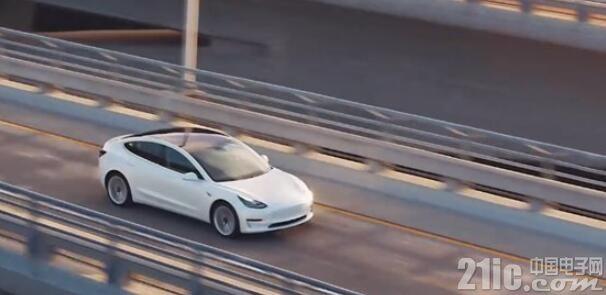 """特斯拉Model 3迎重大软件更新:支持""""召唤""""和车厢过热保护 还能连WiFi"""