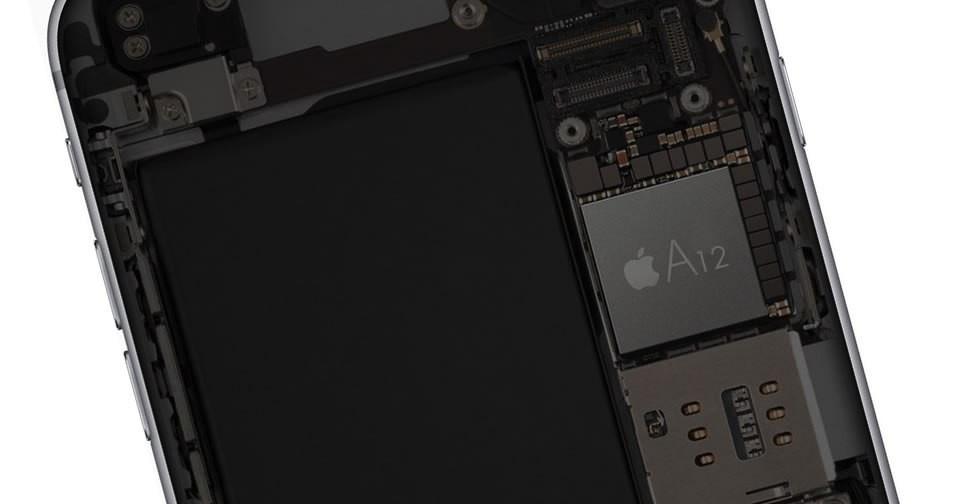 �O果A12芯片未面世A13就曝光:依然7nm工�