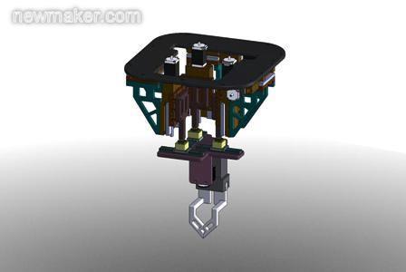 利用LabVIEW和SolidWorks改进机械臂设计流程