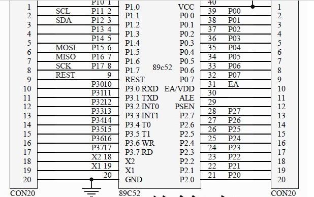 51单片机控制舵机