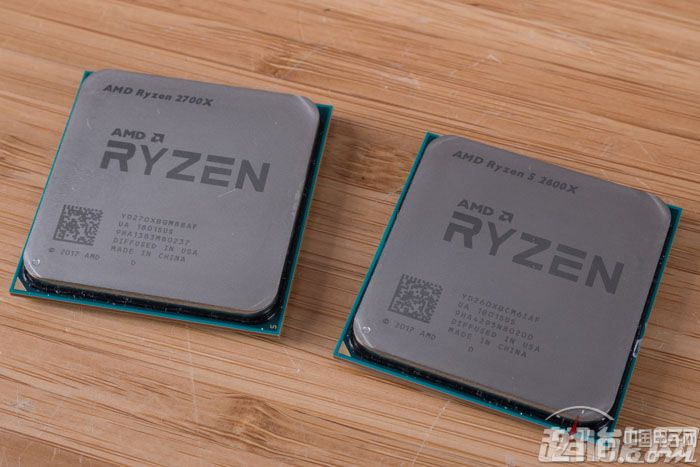 AMD CPU产品线进一步丰富!4款新型号的Ryzen 2000处理器再曝光