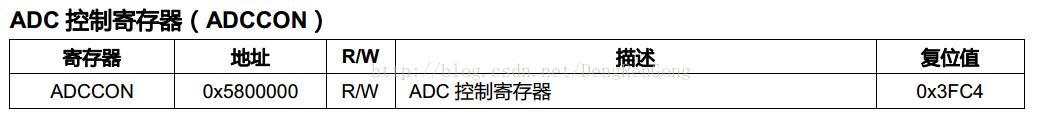 S3C2440 ADC详解