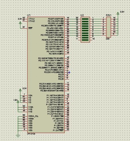 ARM7入门1,跑马灯实验