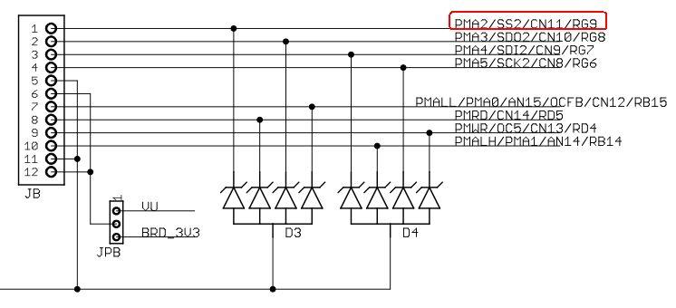 武林教你学PIC32(三)教你用库函数写中断按键