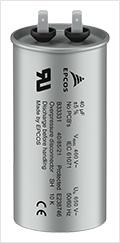 薄膜电容器: 结构紧凑且过压保护功能可靠