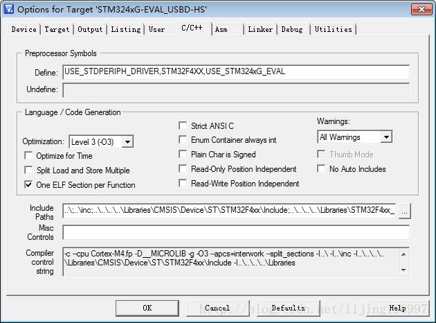 调试STM32F4 VCP遇到的问题