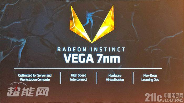 AMD 7nm Vega显卡、Zen 2处理器首曝
