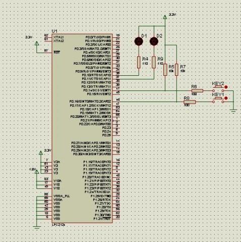 ARM7入门8,向量IRQ中断