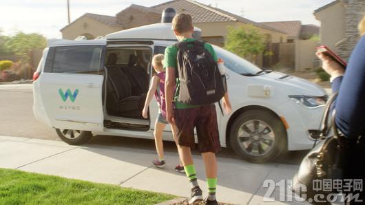 400名志愿者体验无人驾驶车 Waymo收获四大经验