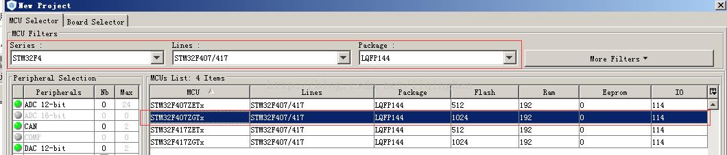 stm32f407以太网及USB OTG快速开发