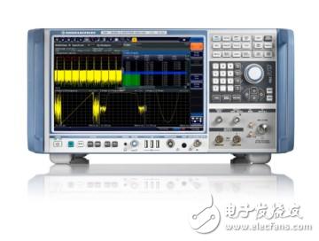 使用全新R&S FSW85分析宽带和脉冲信号