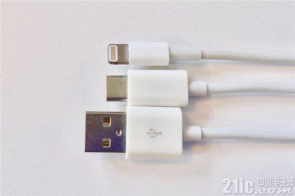 苹果终于开放!iPhone欲拥抱USB Type C 接口,抛弃Lightning