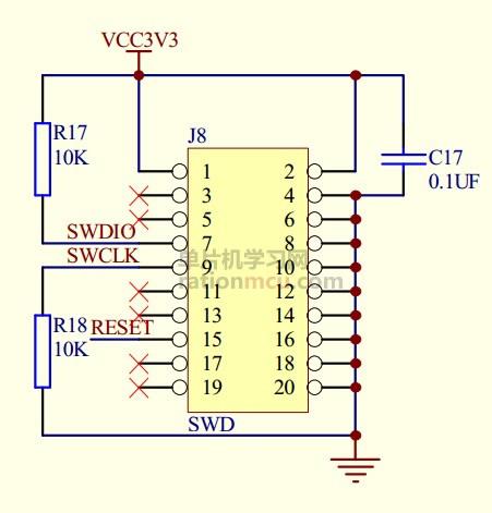 用LPC1114做产品-如何设计程序下载接口
