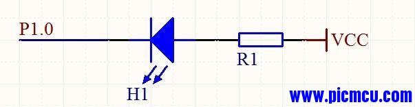 单片机拉电流和灌电流详解