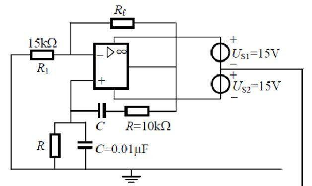 信号发生器设计之正弦信号产生电路