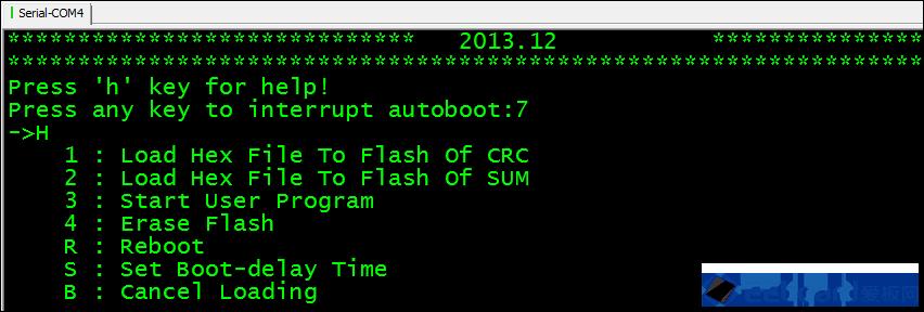 基于Xmodem的STM32的IAP升级【转】