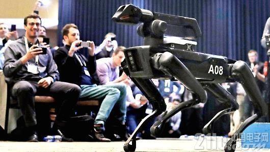 波士顿动力开始商业化 推出可用于商业化销售的机器人