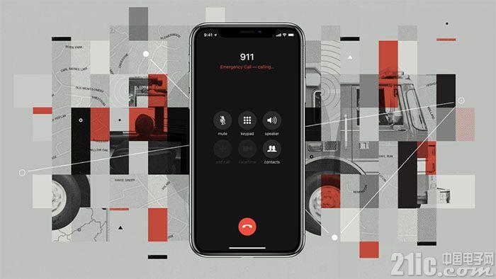 iOS 12升级SOS紧急联络功能 会自动发送设备所在位置给警方
