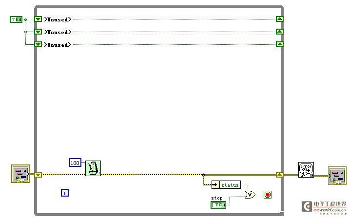 labview条件结构和事件结构的复制功能