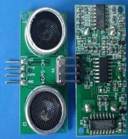 超声波模块HC-SR04简介以及编程