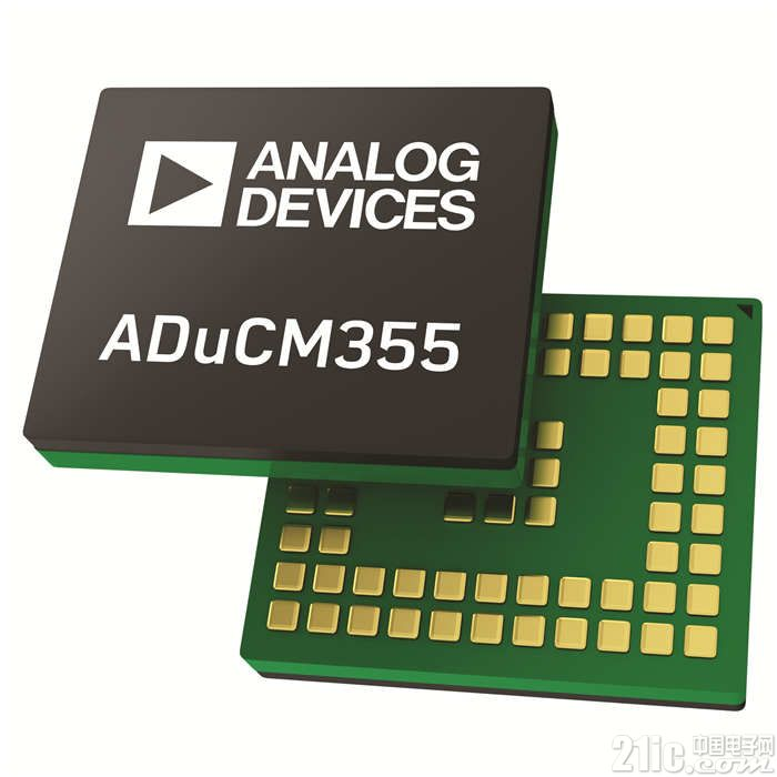 ADI公司发布业内最先进的生物和化学检测接口IC