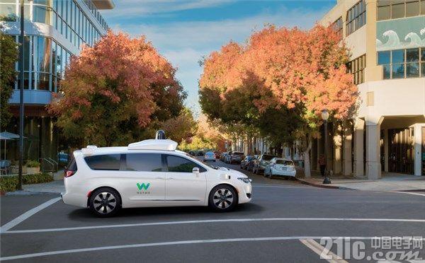 谷歌Waymo自动驾驶汽车测试加快 年底开展商业化租赁服务