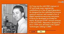 华人电子之光,硅谷第一位华人电子工程师--邝达璇