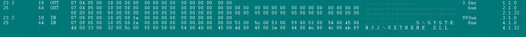 STM32 USB那点事之6