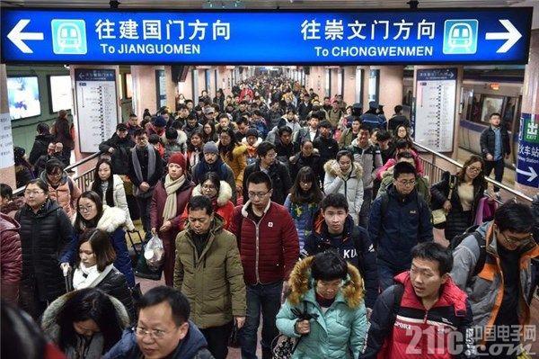 出门啥也不带也能坐车?北京地铁有望支持掌纹、刷脸进站