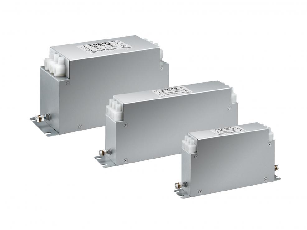 TDK发布紧凑型高性能3线EMC滤波器