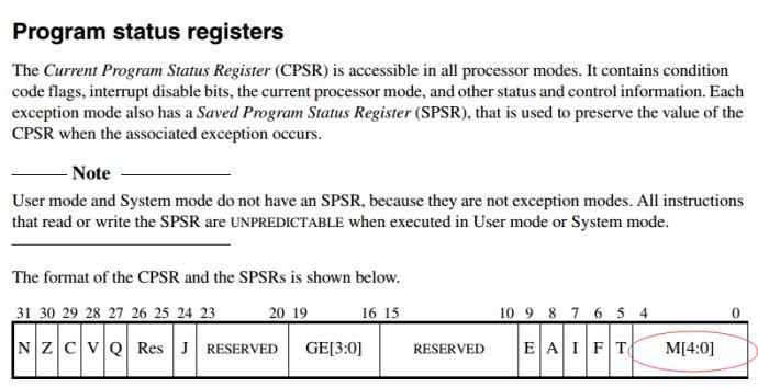S3C2440  cpu初始化(reset内容)