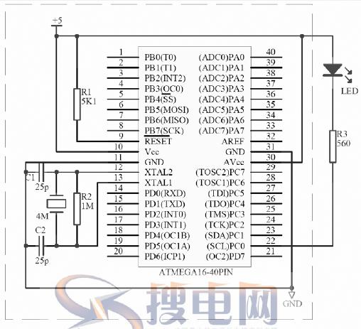 AVR硬件设计