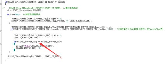 STM32 串口USART调试Error