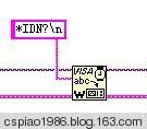 LabVIEW字符串输入指令中的换行符问题