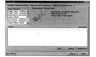 基于Protel 99的PCB信号完整性分析