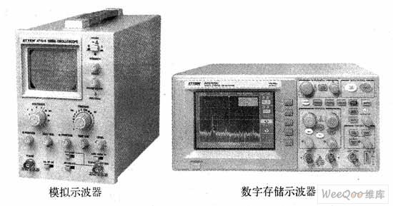 检修液晶显示器需要用什么样的示波器