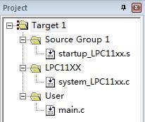 lpc1114系统定时器systick