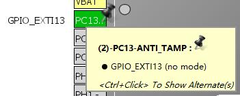 STm32 使用 stm32cube GPIO 点亮 led 的