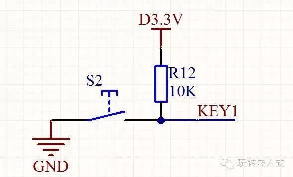 如何将单片机的引脚配置为上拉输入